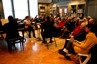 BAY CHAMBER CONCERTS MUSIC AT NOON